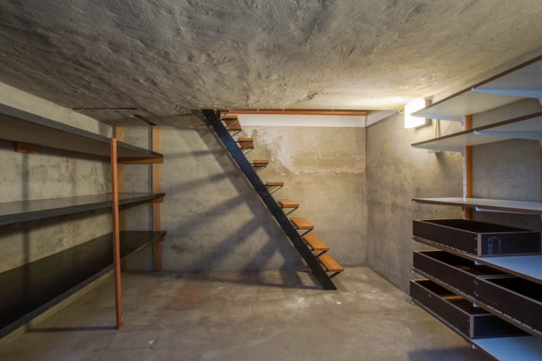 Bare basement