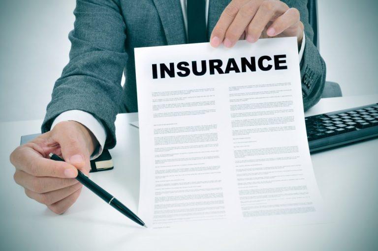 signing insurance