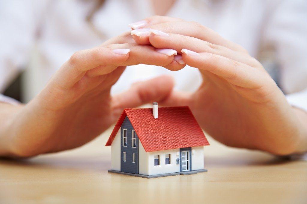 tiny house model