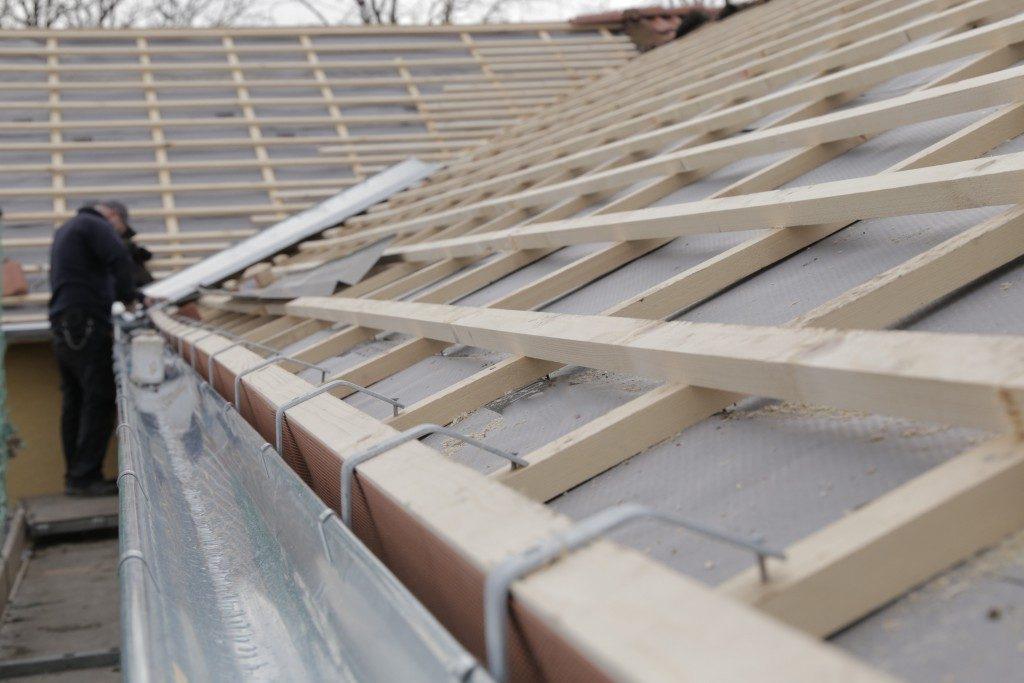 change roof
