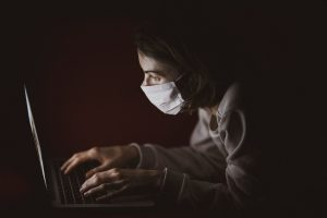Working amidst pandemic