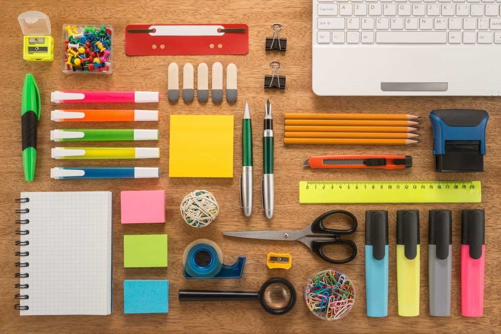 office stationaries