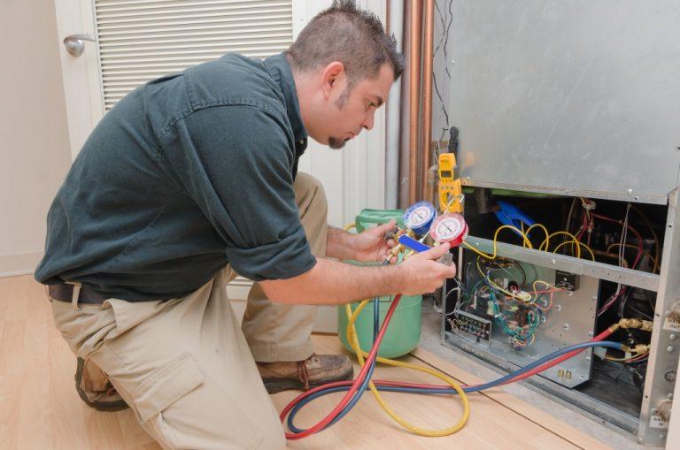 fixing HVAC