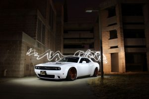 custom widebody dodge challenger