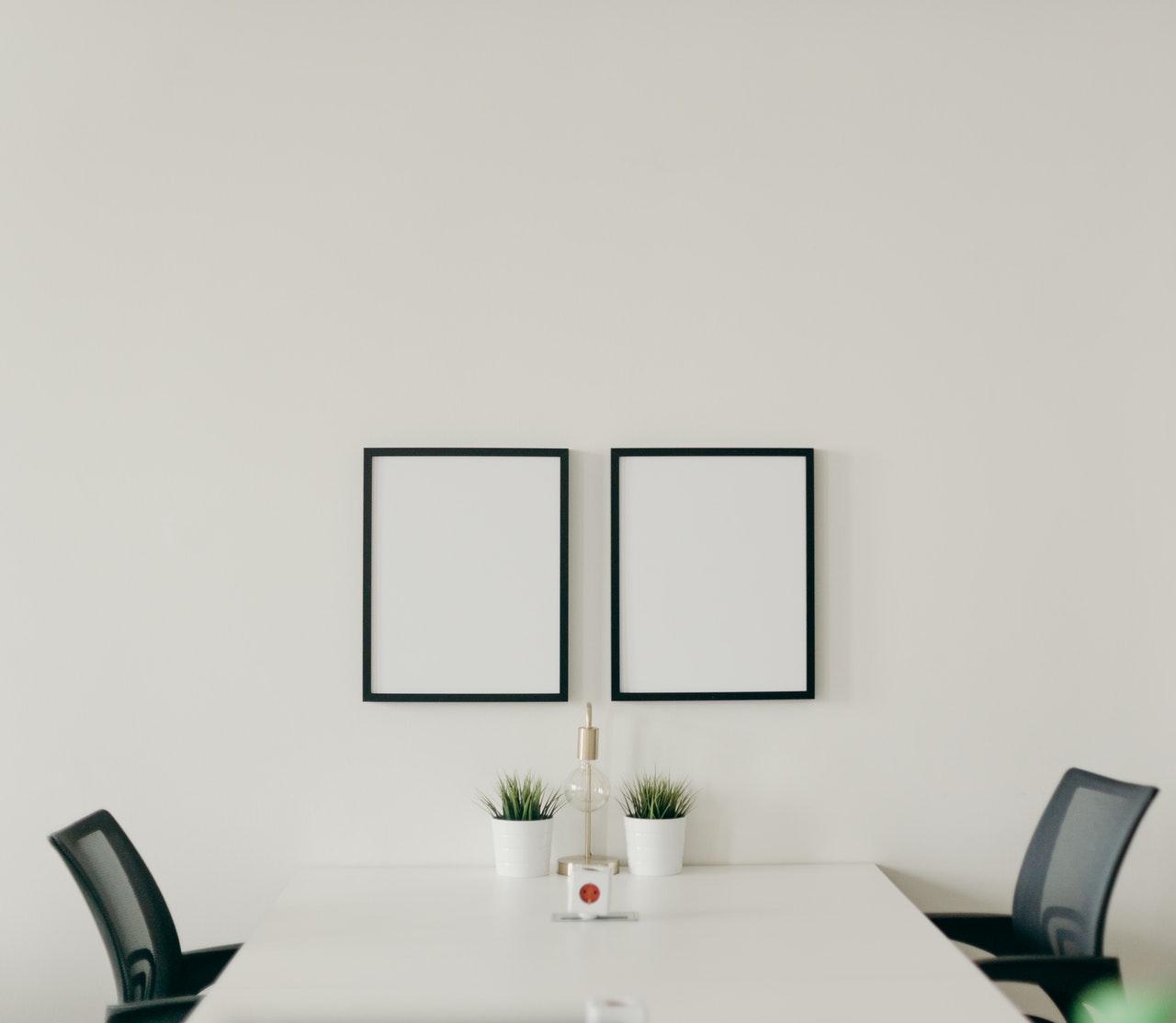 dining area minimalist