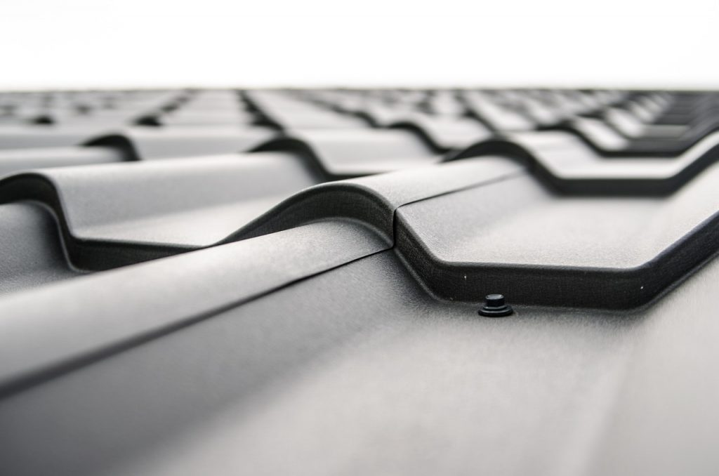 gray roofing