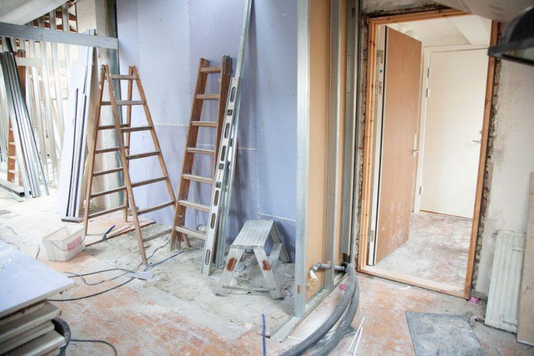 home renovation interior