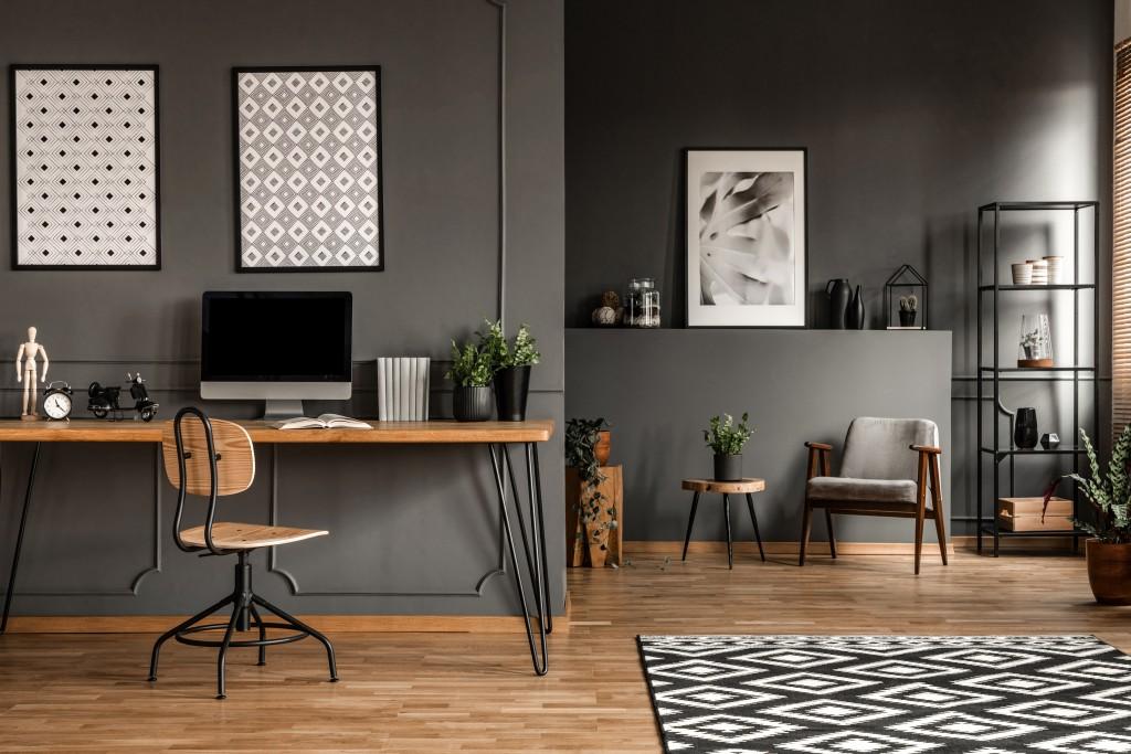 modern trendy office