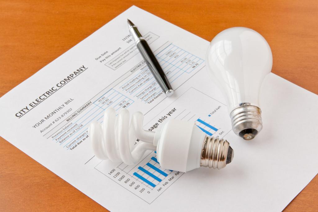 electric bill
