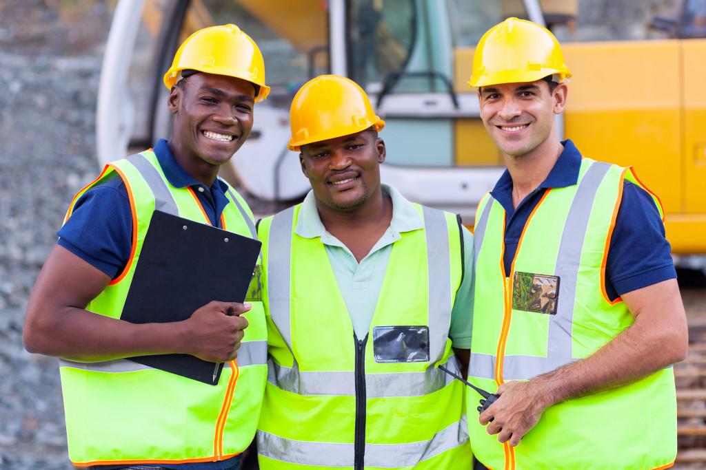 construction staff